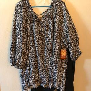 NWT Women's blouse